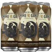 Ommegang Three Philosophers Belgian Quadrupel Ale (Belgium) 25.4oz