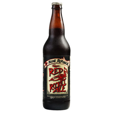 Bear Republic Red Rocket Ale 22oz.