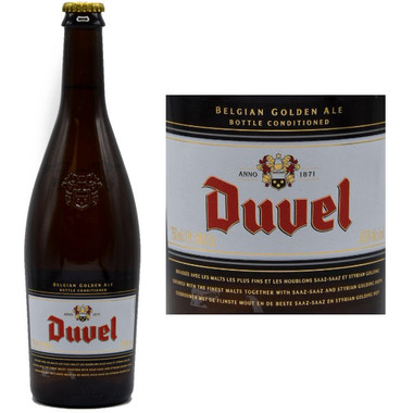 Duvel Belgian Golden Ale 750ml