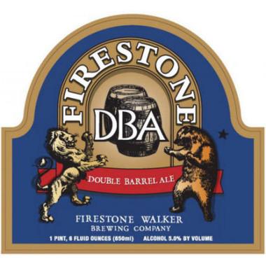 Firestone Double Barrel Ale 22oz