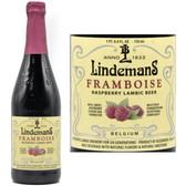 Lindemans Framboise Lambic (Belgium) 25oz