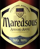 Maredsous Triple Abbey Belgian Ale 10 (Belgium) 750ml