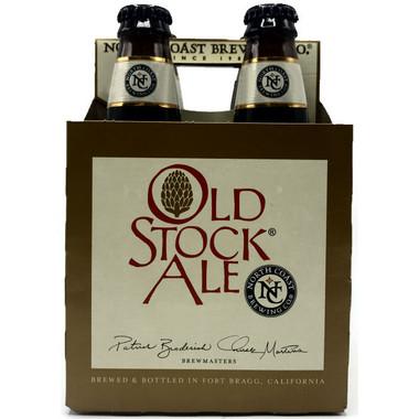 Old Stock Ale 4pk-12oz