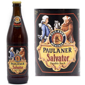 Paulaner Salvator Double Bock (Germany) 16oz