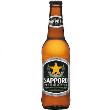 Sapporo Draft (Japan) 20.3oz