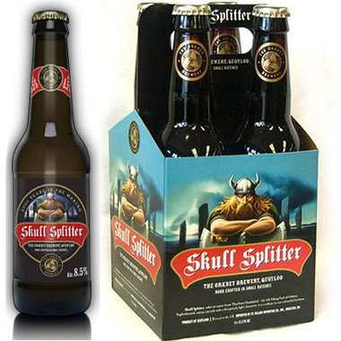 Skull Splitter 4pk. (Scotland) 11.2oz