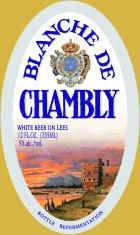 Unibroue Blanche De Chambly (Canada) 750ml