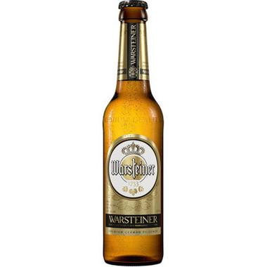 Warsteiner Premium German Pilsener 22oz
