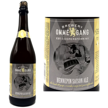 Ommegang Hennepin Saison Ale 750ml