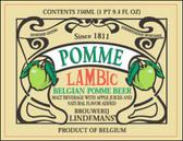 Lindemans Pomme Lambic (Belgium) 25oz