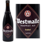 Westmalle Trappist Dubbel Ale (Belgium) 750ml