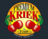 St Louis Kriek Cherry Lambic Belgian Ale 12.7oz