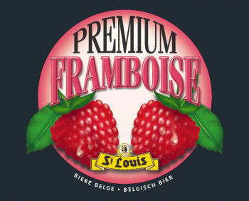 St Louis Framboise Raspberry Lambic Belgian Ale 12.7oz