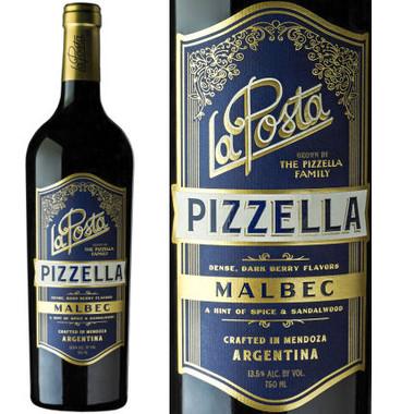 La Posta Pizzella Family Vineyard Malbec