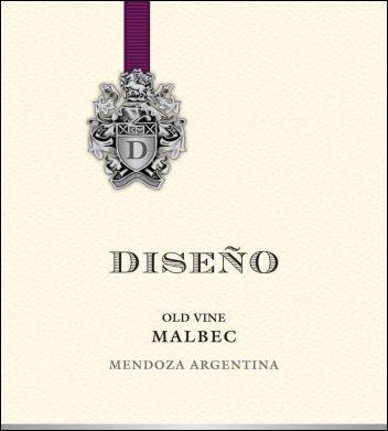 Diseno Mendoza Old Vine Malbec