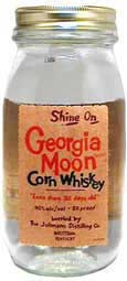 Shine On Georgia Moon Corn Whiskey Moonshine 750ml