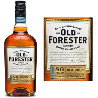 Old Forester Kentucky Bourbon 750ml