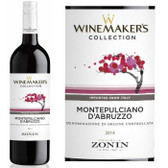 Zonin Winemaker's Collection Montepulciano d'Abruzzo DOC