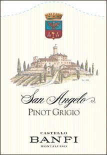 Castello Banfi San Angelo Pinot Grigio