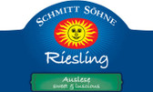 Schmitt Sohne Riesling Auslese 2014 (Germany)
