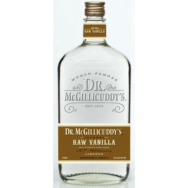 Dr. McGillicuddy's Raw Vanilla Liqueur 750ml
