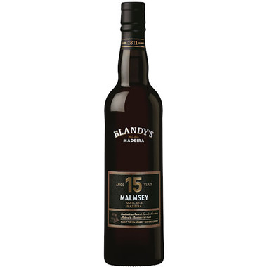 Blandy's 15 Year Old Malmsey Madeira 500ML