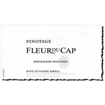 Fleur du Cap Pinotage