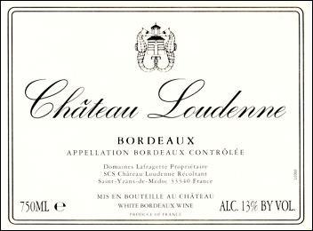 Chateau Loudenne Bordeaux Blanc