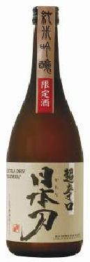 Katana Hananomai Extra-Dry Junmai Ginjo Sake 720ML