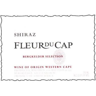 Fleur du Cap Stellenbosch Shiraz