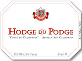 Fess Parker Hodge Du Podge California Rhone Blend No. 2