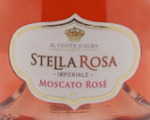 Il Conte d'Alba Stella Rosa Imperiale Moscato Rose NV