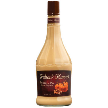 Fulton's Harvest Pumpkin Pie Cream Liqueur 750ml
