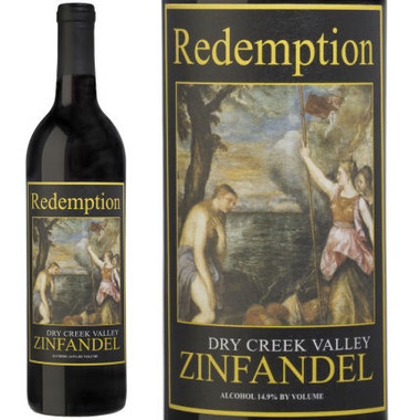 Alexander Valley Vineyards Dry Creek Redemption Zin Zinfandel