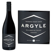Argyle Reserve Pinot Noir 2013 375ML Half Bottle Rated 91WE