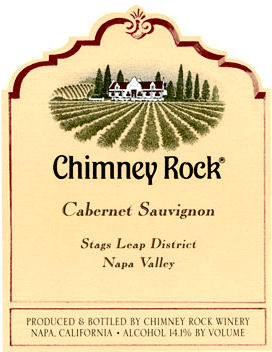 Chimney Rock Stags Leap Cabernet