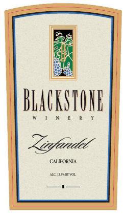 Blackstone California Zinfandel