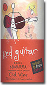 Red Guitar Navarra Old Vine Tempranillo Garnacha