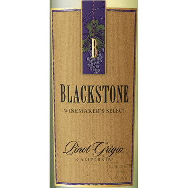 Blackstone Winemaker's Select California Pinot Grigio