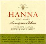 Hanna Russian River Sauvignon Blanc