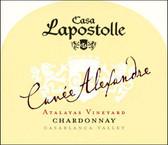 Casa Lapostolle Cuvee Alexandre Chardonnay