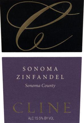 Cline Cellars Sonoma Zinfandel
