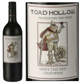 Toad Hollow Erik's the Red California Red