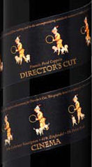 Francis Coppola Director's Cut Cinema Sonoma Red Blend