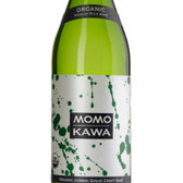Momokawa Organic Junmai Ginjo Sake 375ML Half Bottle Rated 91BTI BEST BUY