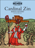 Big House Beastly Old Vines Cardinal Zinfandel