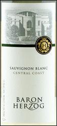 Baron Herzog California Sauvignon Blanc