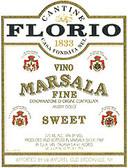 Florio Marsala Fine Dolce Ambra Sweet