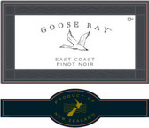 Goose Bay East Bay Pinot Noir 2010 Kosher (New Zealand)