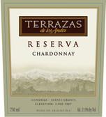 Terrazas de los Andes Reserva Chardonnay